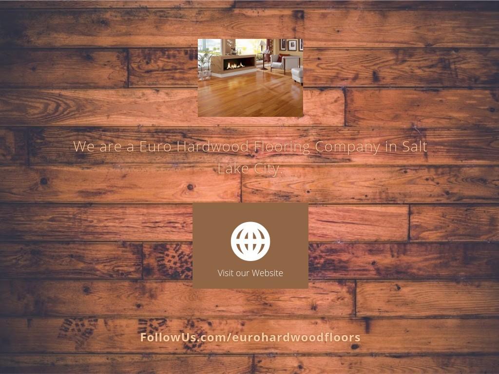 Euro Hardwood Flooring - Social Media