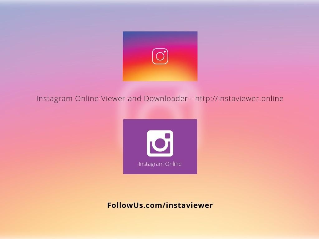 instaviewer - Social Media
